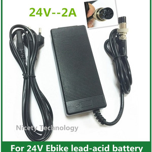 24 Volt 2A 48W Scooter Battery