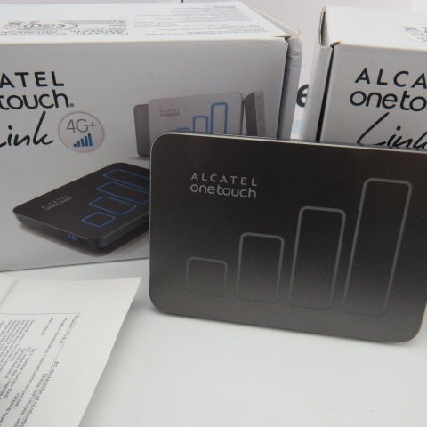New Arrival Original Unlock Alcatel Y900 300Mbps 4G MiFi Router