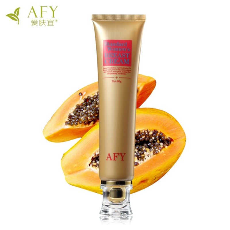 AFY Must Up Breast Enlargement Cream 80g Big Bust Body Cream Breast Enhancer For Increase Breast Enhancement Cream