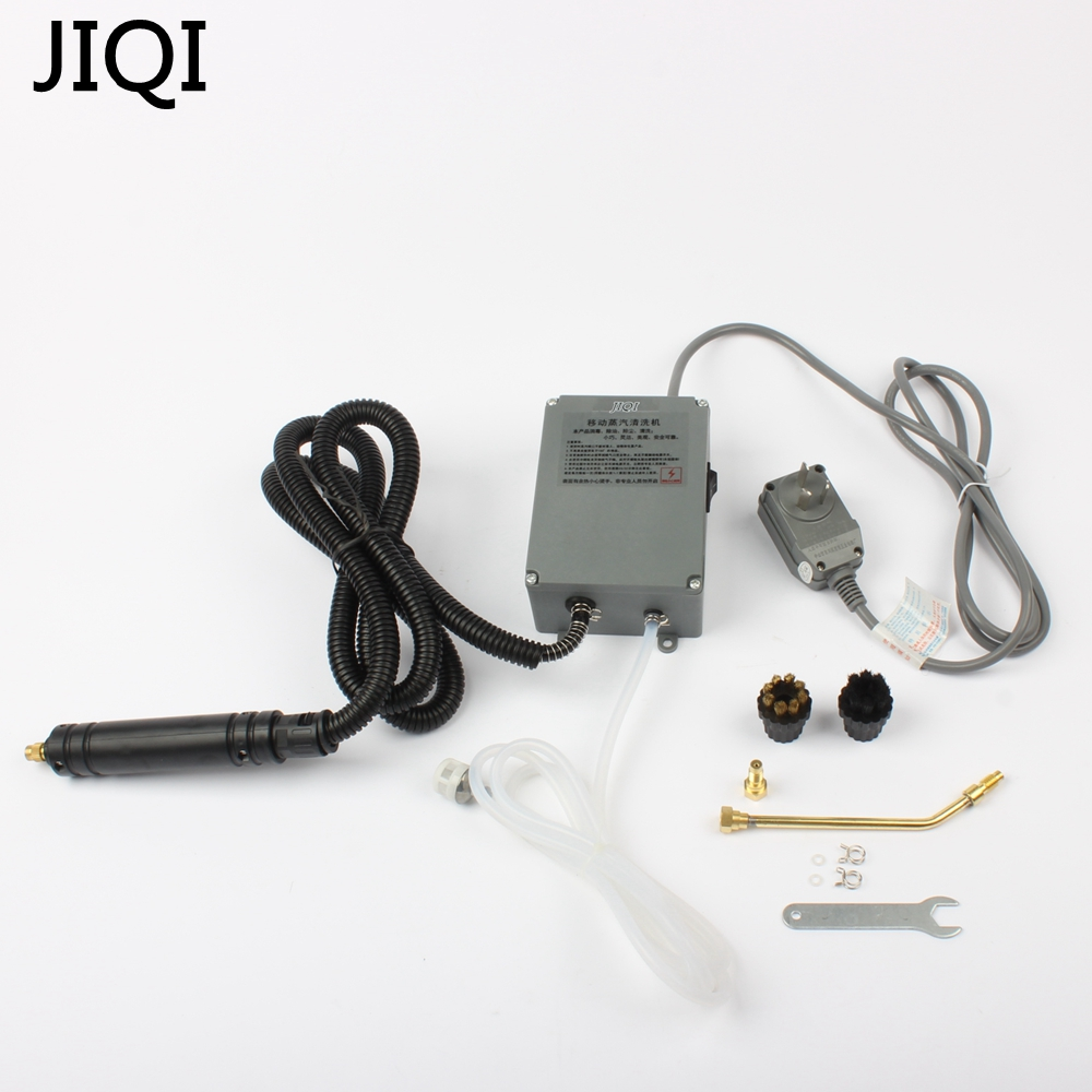 JIQI Steam cleaner High temperature high pressure cleaning machine Disinfector Sterilization Automatic pumping 2m 4h once steam cleaning machine handheld cleaner high temperature kitchen cleaner bathroom sterilization washing machine sc 952