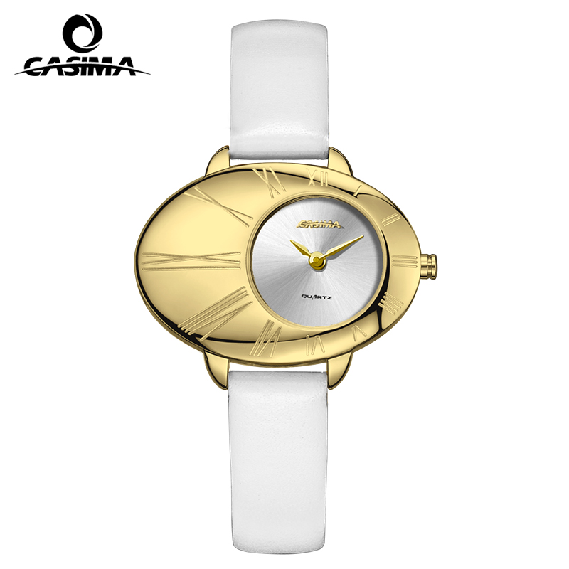 цены Luxury Brand CASIMA High quality Quartz Wrist Bracelet Fashion Leather Women Watch Ladies Wristwatch relojes mujer montre femme
