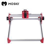 MOSKI ,benbox A3 laser machine,A3 500mW/2500mW/5500MmW DIY Desktop Mini Laser Engraver Engraving Machine Laser Cutter Printer