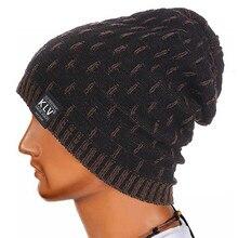 Shocking Show Men Women Warm Crochet Winter Wool Knit Ski Beanie Skull Slouchy Caps Hat For KLV A#