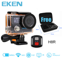 EKEN H8R 4K 30fps Ultra HD Camera Real 4K Action Camera 30 Waterproof 2 Inches LCD