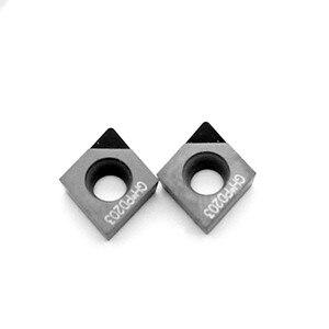 Diamond CNC inserts CCGW 06020