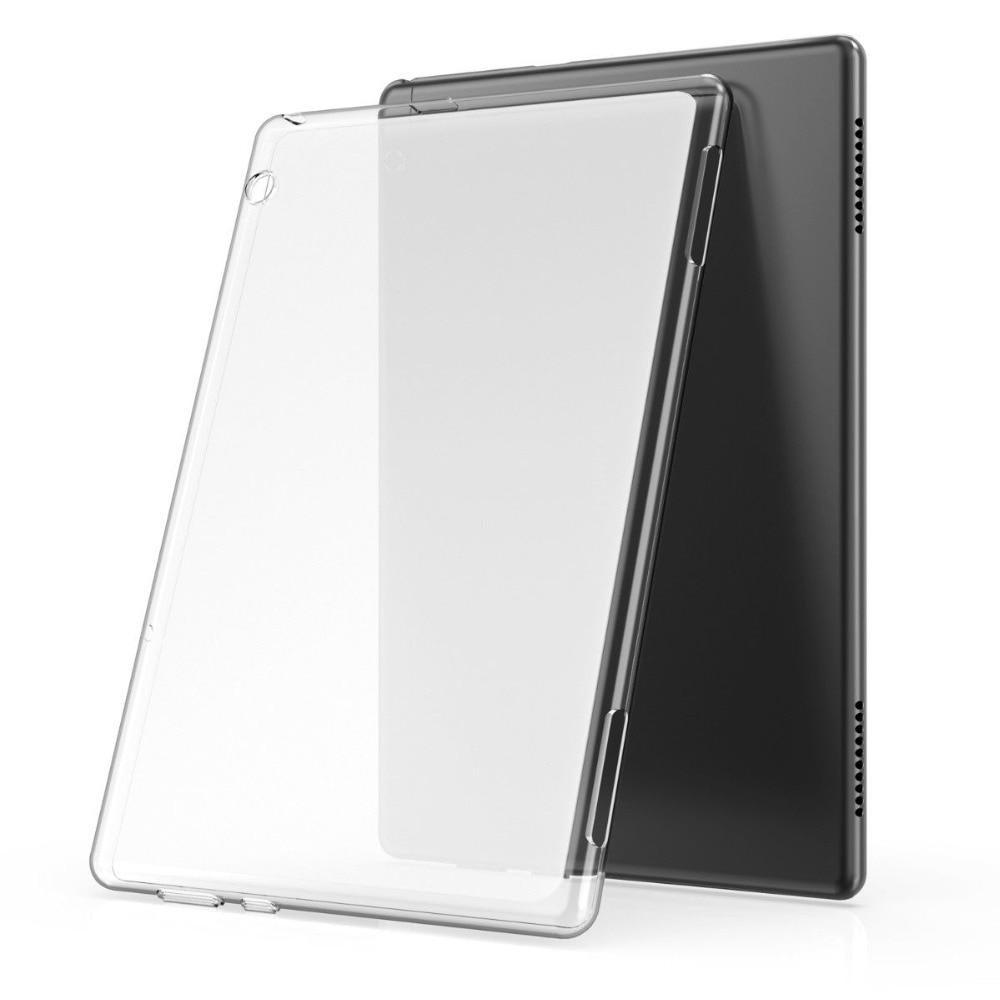 Clear Crystal TPU Case For Huawei Mediapad T5 AGS2-W09/L09/L03/W19 10.1
