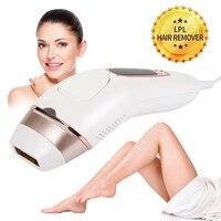 CHJ 2 в 1 IPL лазерная машина для удаления волос 250000 флэш Эпилятор удаление волос постоянный Триммер бикини Электрический депилятор лазер
