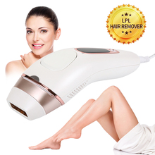 CHJ 2 in 1 IPL Laser Hair Removal Machine 250000 flash Epilator Permanent Bikini Trimmer Electric depilador a laser