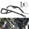KEMiMOTO For Kawasaki Z650 Ninja650 Ninja 650 2017 Crash Bars Engine Guard Frame Protector Motorcycle Accessories