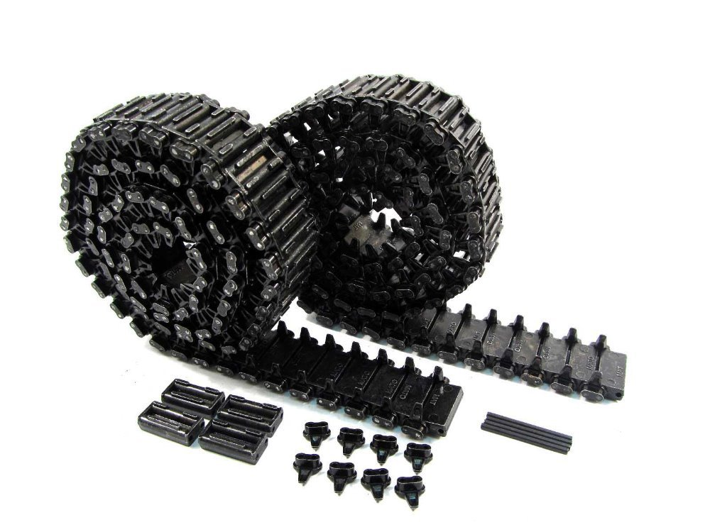 Mato 1/16 Sherman T49 Metal Tracks for 1:16 Heng Long 3898-1 M4A3 Sherman RC tank, Tank rc parts, rc accessories for tank блуза fly fly mp002xw0dmhh