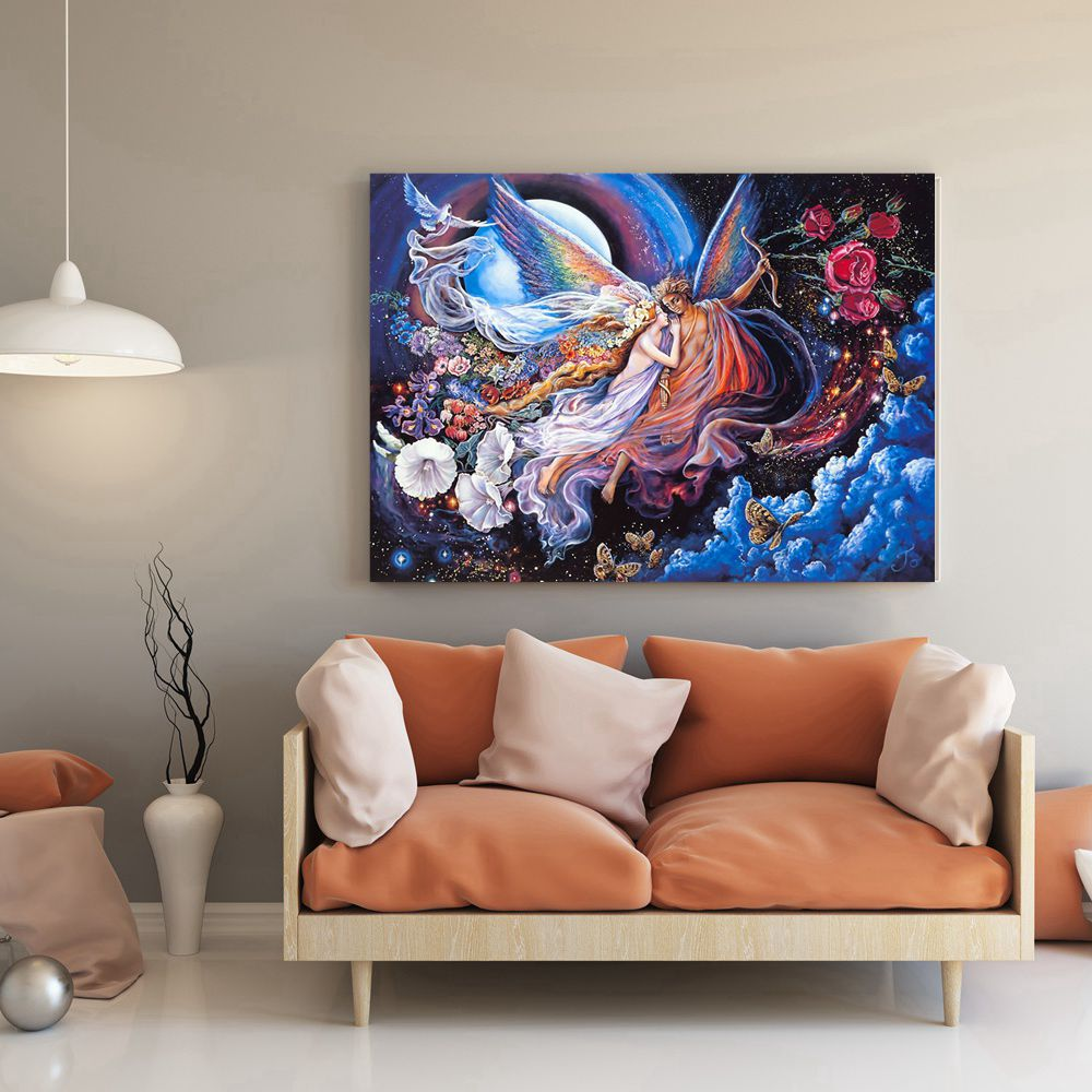 Wedding Gift Wall Art: Winged Cupid Is One Of The Gods Of Olympus Best Wedding