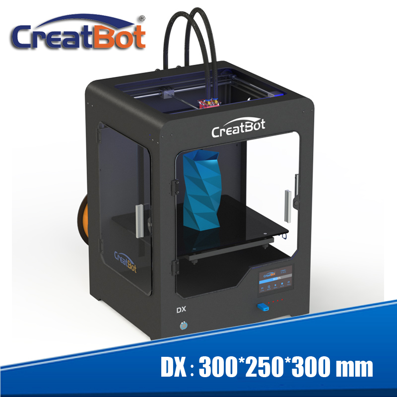 DX01 Single Extruder Build Size 300*250*300 mm Metal Frame 3D Printer - Office Electronics - Photo 1