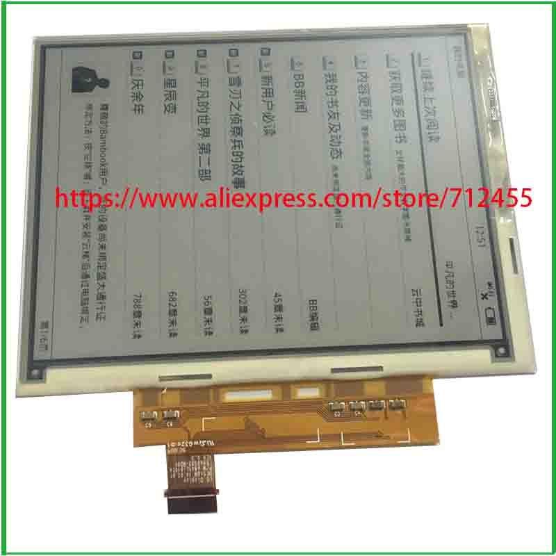 Écran e-ink d'affichage à cristaux liquides de qualité pour Amazon Kindle 2 Ebook LB060S01-RD02