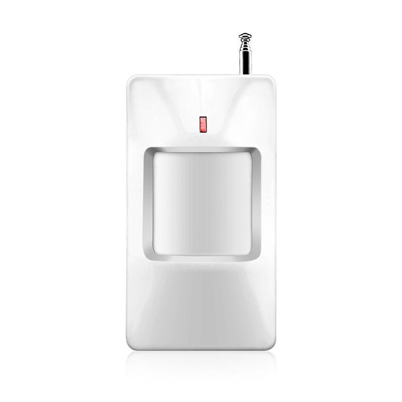Wireless Common Passive IR PIR Motion Detector Sensor Wide Angel w External Antenna 433MHz купить common interface на самсунг
