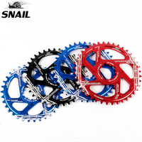 Mtb Bicycle Chainwheel CNC Narrow Wide Chainring Crank Chain Wheel For Sram GXP XX1 X9 XO X01 Offset 1mm 6mm 30 32 34 36 38 40T