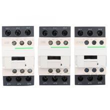 цена на LC1-D NEW Electric 50/60Hz 3 Poles Coil AC Contactor 220V 25A/32A/38A Modular Contactor
