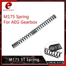 element gear Softair M175 ST Spring for AEG Gearbox IRREULAR-PITCH Airsoft Rifle