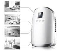 Dehumidification Machine Home Bedroom Mini Purifying Air Dehumidifier LEDDisplay Frost Removal 1700ML 110W