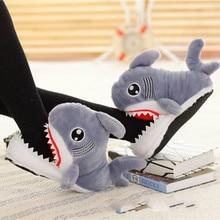 Winter Shark Slippers
