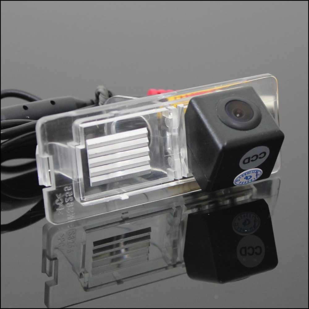 Liislee Car Camera For Renault Laguna 2 / 3 II / III X91 Ultra HD reversing camera automobile rearview imag Use | CCD + RCA