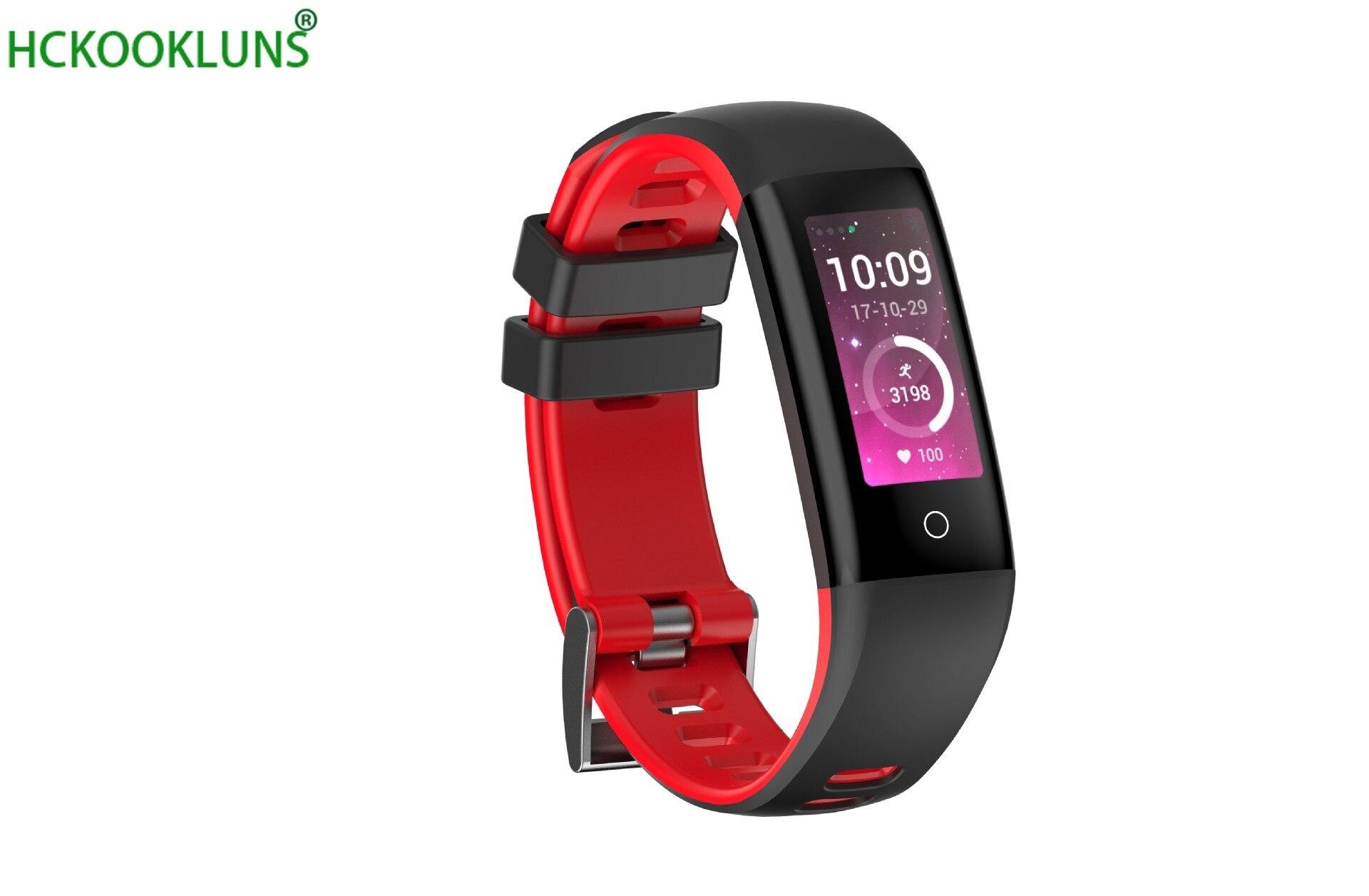 Bracelet intelligent moniteur de fréquence cardiaque Bracelet bracelet flex de fitness Smart montres-bracelets Pour Android iOS PK xio mi mi Bande 2 fitbits