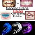 Segunda Etapa Mais Difícil de Alta Qualidade Sistema de Aparelhos Ortodônticos dental oral Dentes Retos para crianças & Correção de dente Adulto