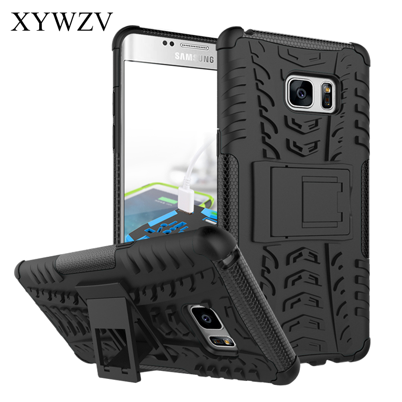 sFor Coque Samsung Galaxy Note 7 Case Shockproof Hard Silicone Phone Case For Samsung Galaxy Note 7 Cover For Galaxy Note7 Shell