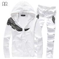 Tracksuit Men Brand Clothing Sping Autumn Hood Sweatshirt Sports Set Men Brand Men S Sports Suits