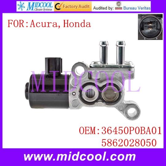 New Auto IAC Fuel Injection Idle Air Control Valve use OE NO. 36450P0BA01 36450-P0B-A01 5862028050