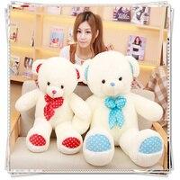 Large Teddy Bear Stuffed Animals Star Pillow Plush Kids Toys Teddy Bear Spongebob Sleepy Bear Valentine