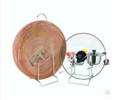the latest c0054 5ad3b Año Nuevo olla de acero inoxidable estante Tajo tabla de cortar estante  agua tabla de cortar portaherramientas estante