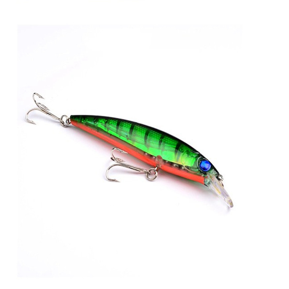 1PCS Floating Minnow Laser Fishing Lure Hard Artificial Bait 3D Eyes 11cm/14g Fishing Wobblers Tackle Crankbait Swimbait Pesca seapesca minnow fishing lure 70mm 8g 3d eyes crankbait wobblers artificial plastic hard bait peche fishing tackle jk9