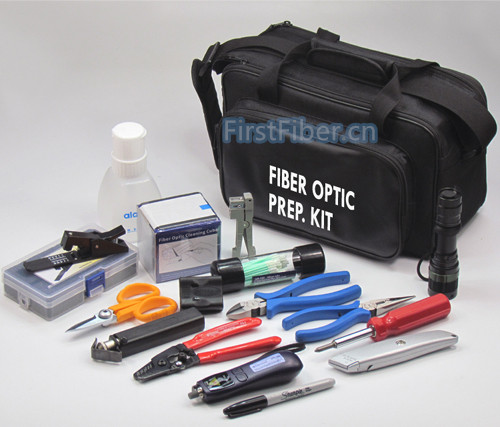 FirstFiber Optical Fiber Preparation Kit FF-4900A kit fibra optica