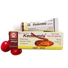 Vietnam Kedermfa 100% Original Snake Oil Hand Skin Face Care Cream Snake Balm Ointment 5g/Tube Nourishing Skin Moisture Body