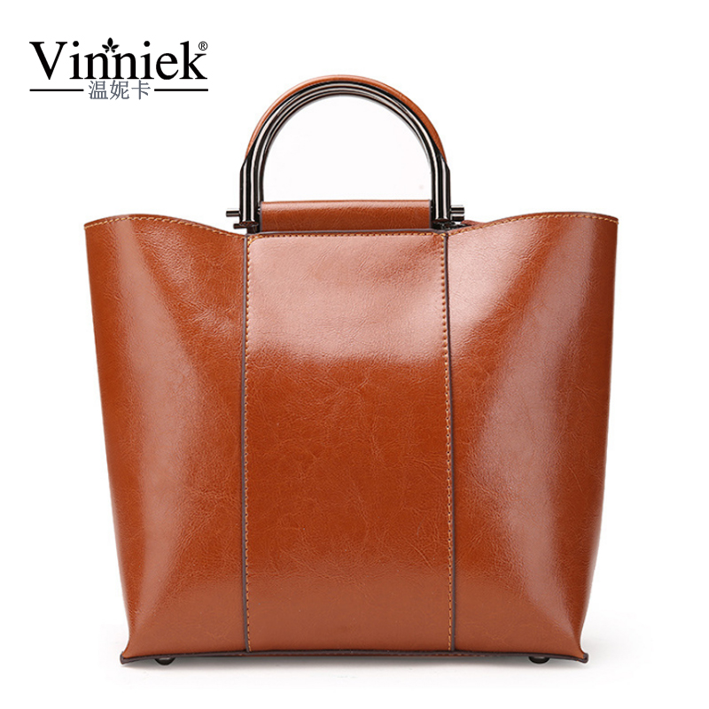 100% Genuine Leather Women Bags Handbags Women Famous Brands High Quality Bucket Zipper Shoulder Bag Fashion Solid Messeng Bags 2015 famous brand women bag fashion qiwang genuine leather high quality women totes handbags women solid zipper crossbody bags