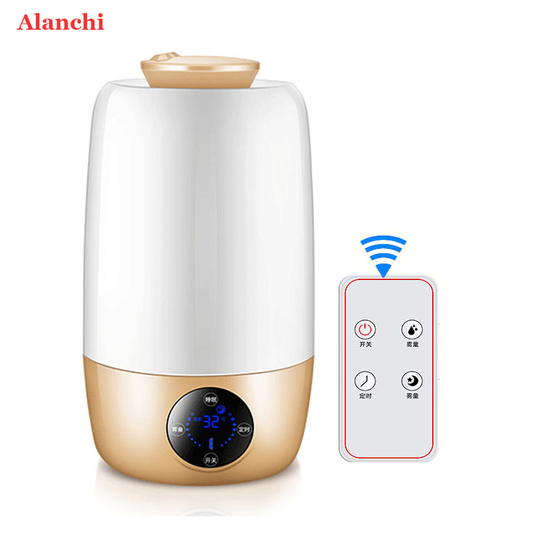Aromatherapy Air Humidifier Fogger Aroma Diffuser Mist Maker Diffuser for Home Office Oil Ultrasonic все цены