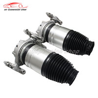 Pair Air Suspension Shock Rear Air Spring Bag for Audi Q7 VW Volkswagen Touareg Porsche Cayenne 7P6616503G 7P6616504G|Shock Absorber Parts| |  -