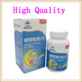 2 bottles/lot  health green nature food 3mg melatonin tablet for good sleeping free shipping