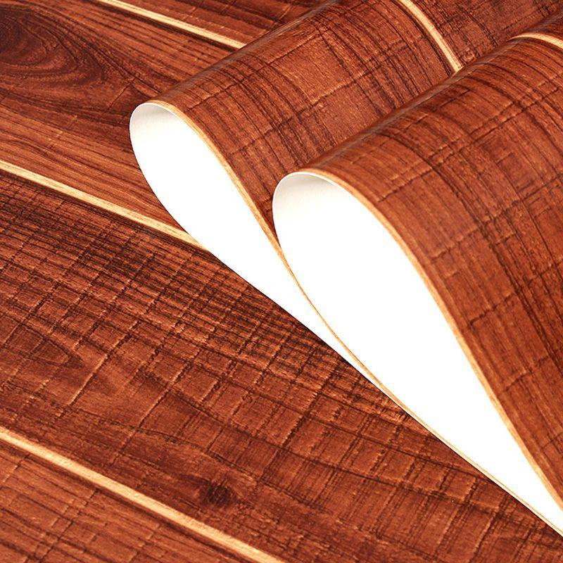 ingrosso di alta qualità carta da parati rivestimento in legno da ... - 3d Sfondo Del Pannello Di Legno Moderno Vinile Carta Da Parati Per Soggiorno