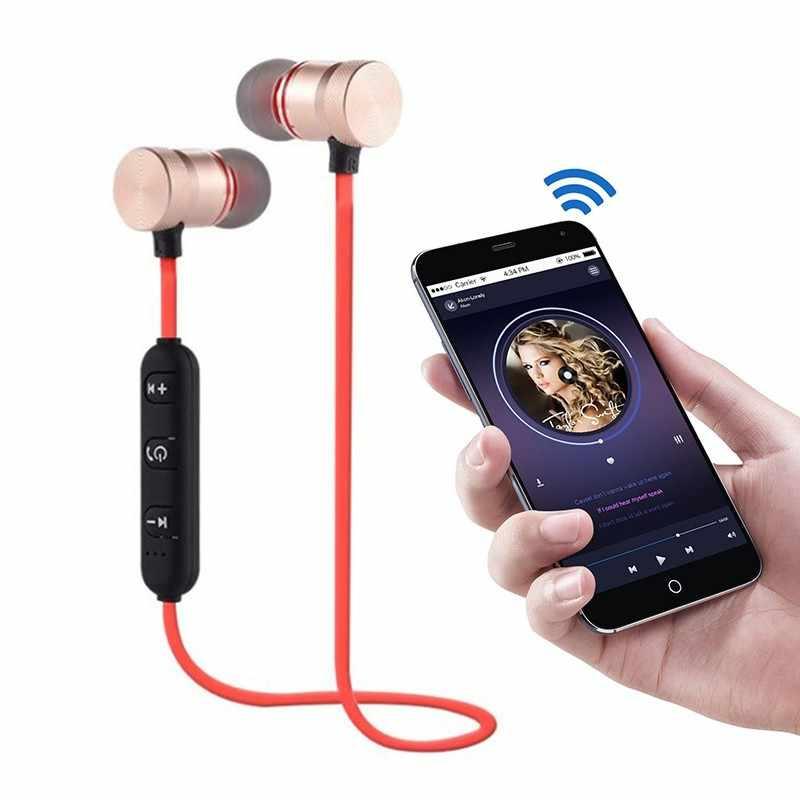 หูฟังไร้สายสำหรับ ZTE Nubia M2 Lite M17 MINI Z11 Z17 Z17s AXON 7 7S ใบมีด A520 หูฟังบลูทูธหูฟัง Eurbuds หูฟัง