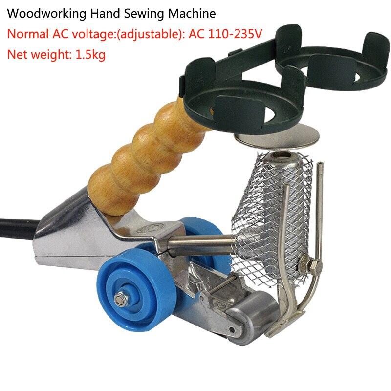 Machine à coudre à main pour le travail du bois