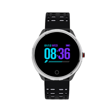 X7 Smart Watch Heart Rate Ultra-long Standby Blood Pressure IP68 Sports Smartwatch Call Reminder for Android IOS Phone