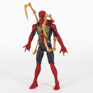 Image 2 - Avengers Endgame Infinity 4 Action Figures Giocattoli Iron Man Thor Hulk Capitano Thanos Dottor Strange Da Collezione Bambola per I Bambini