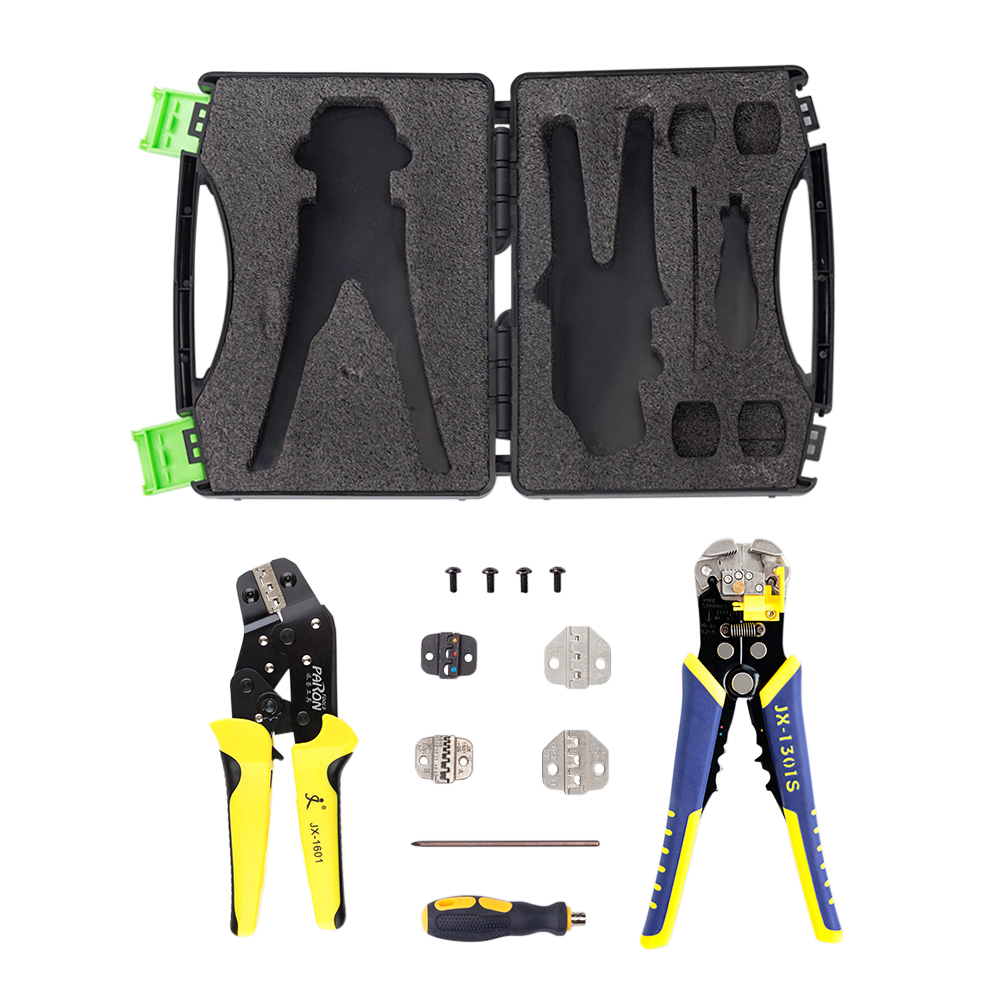 multitool Wire Crimpers Ratcheting Terminal Crimping Pliers Wire Ferrule Crimper Tool Cord End Terminals Pliers Kit wire crimper plier adjustable ratcheting ferrule end cord crimper plier terminal crimping tool