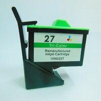 Vilaxh für Lexmark 27 Tintenpatronen für lexmark X1270 Z34 i3 X1100 X1150 X1270 X2250 X75 Z13 Z23 Z515 Z517 drucker tinte