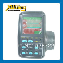 7824-70-6003 excavator monitor for komatsu replacement parts PC200-6 6D95