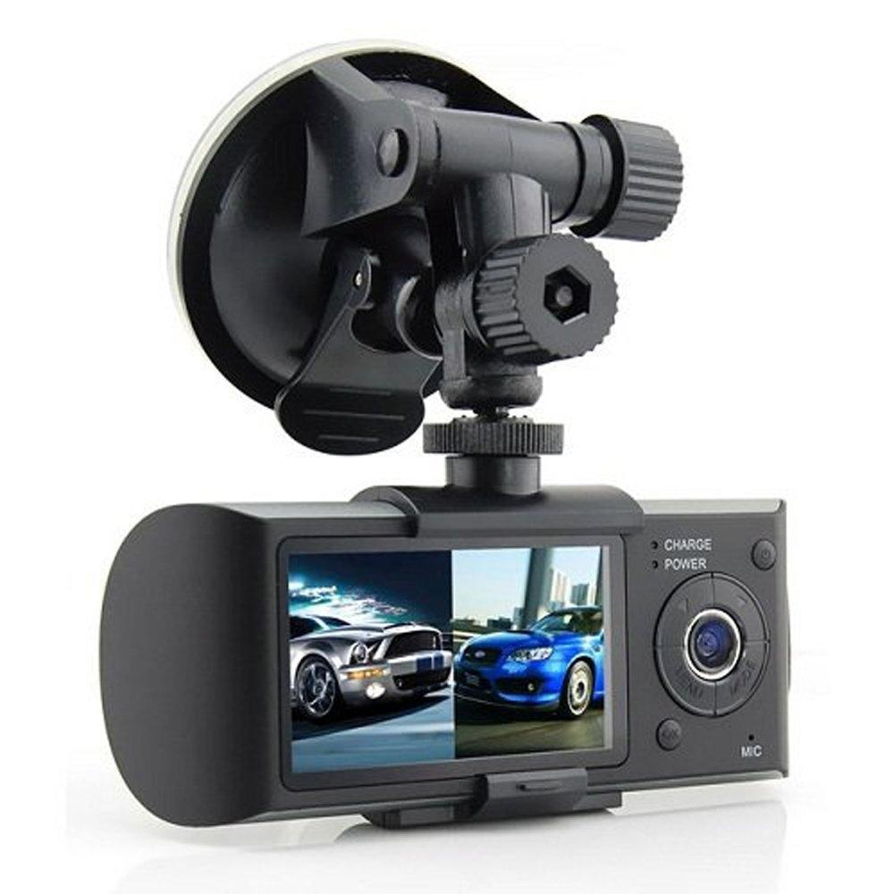 Adeeing DVR Car-Camera X3000 Video-Recorder Registrar G-Sensor 1080P GPS 2 140-Degree
