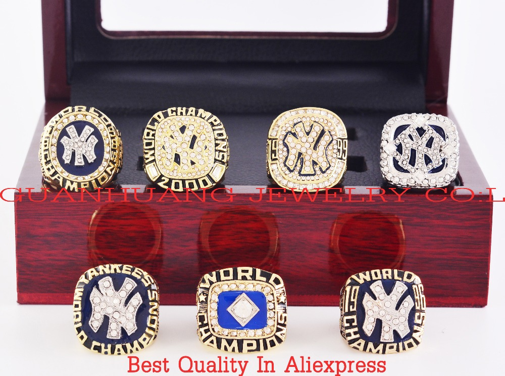 Who Can Beat Our Rings High Quality 1977 1978 1996 1998 1999 2000 2009 New York