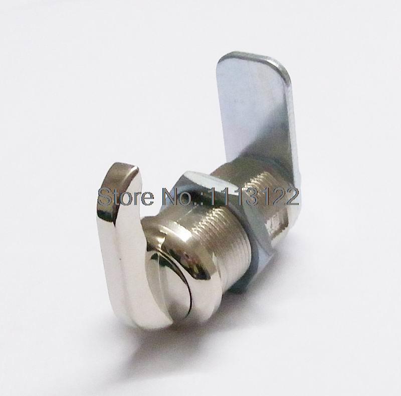 Keyless Handle Cam Lock Ms412 Zinc Alloy Knob Turn Metal