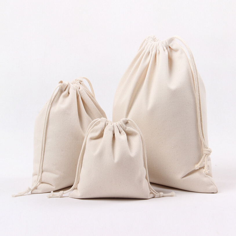 Online Get Cheap Small Canvas Drawstring Bags -Aliexpress.com ...